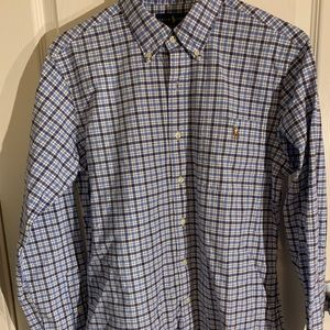 Mens Ralph Lauren Dress Shirt